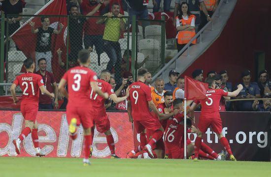 Туреччина сенсаційно перемогла Францію та очолила групу відбору Євро-2020