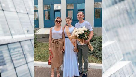 Як Вадим Мичковський готується до випускного власної доньки