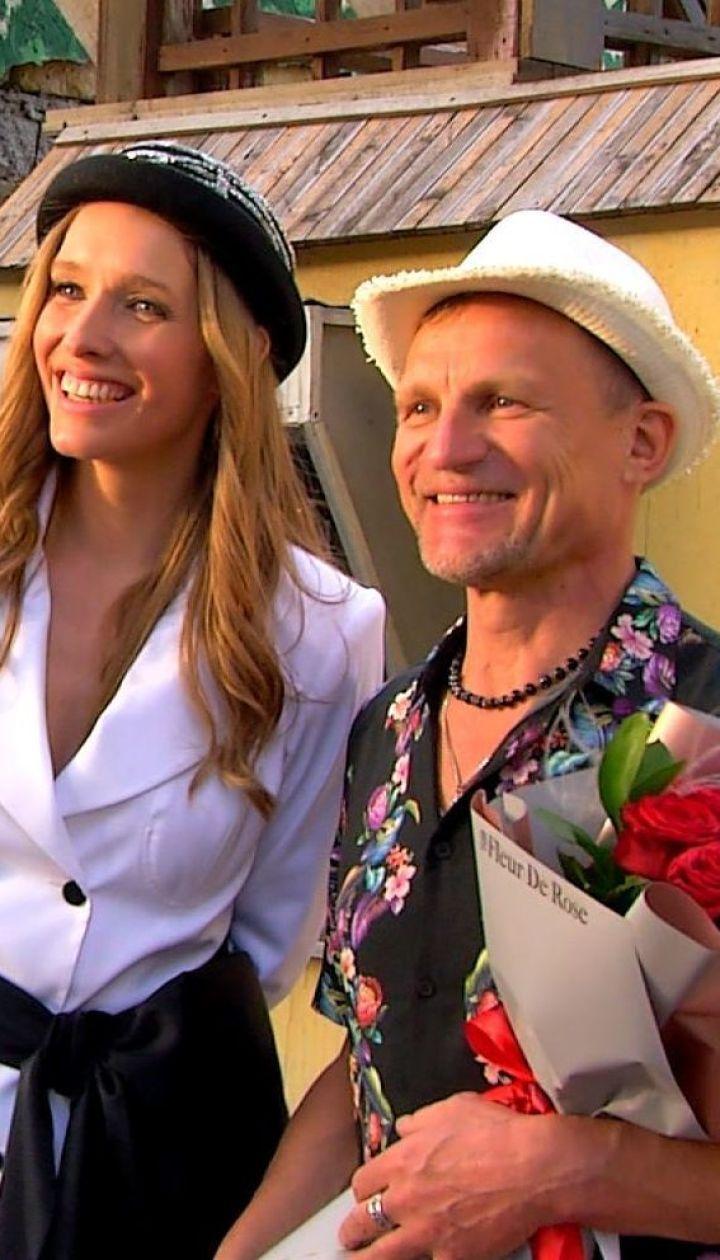 Олег Скрипка празднует 55-летний юбилей в Одессе