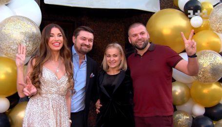 Андрей и Елена Ющенко открыли ресторан в центре Киева