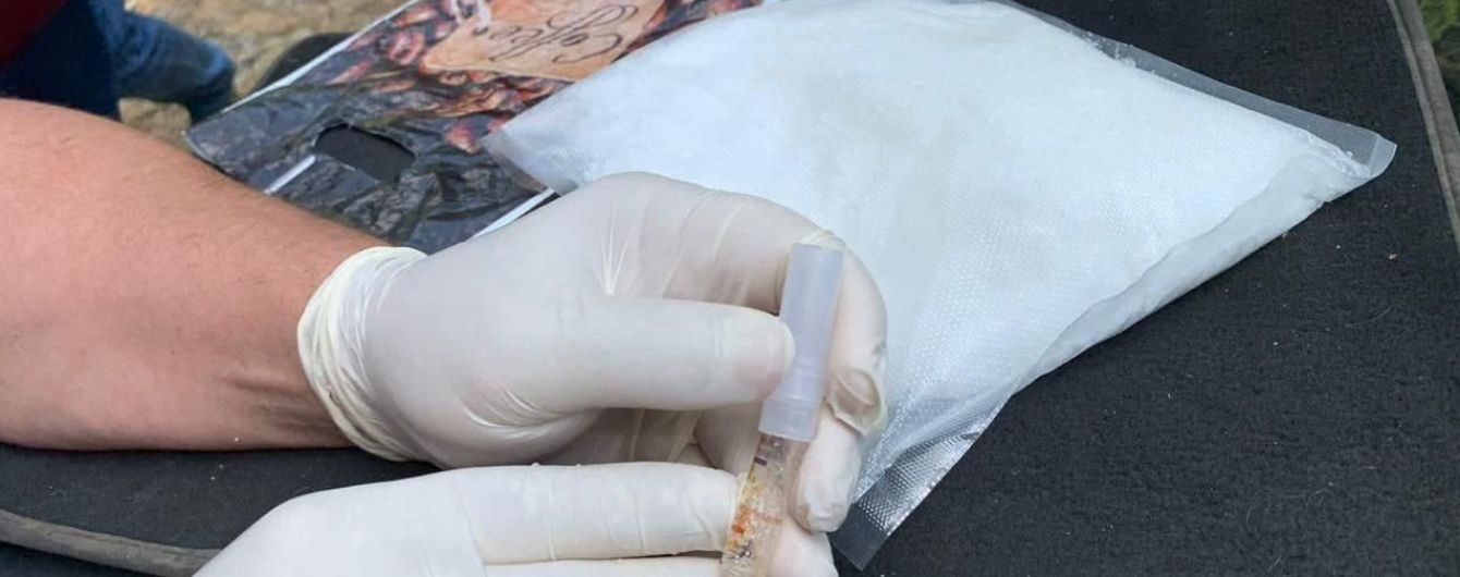 На Закарпатье полиция изъяла психотропные вещества стоимостью 2 млн грн