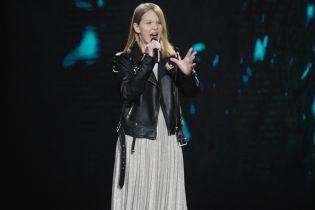 """Дочь Евгения Кошевого во второй раз зажгла на сцене """"Голоса. Дети"""""""