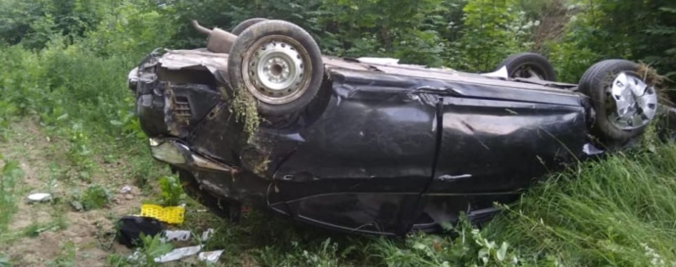 На Сумщине чиновник облсовета погиб в ДТП