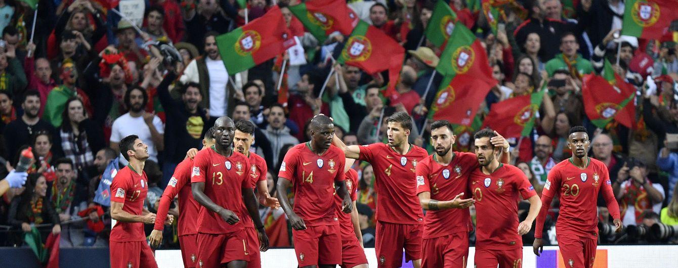 Історичний тріумф. Португалія стала переможцем дебютної Ліги націй