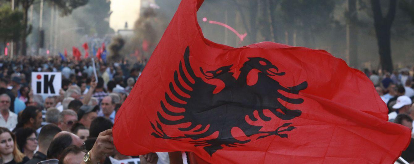 Політична криза в Албанії: президент скасував вибори, а прем'єр назвав рішення недійсним