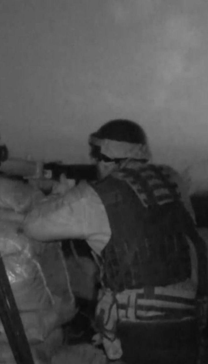 Сутки на передовой: потерь среди украинских воинов нету