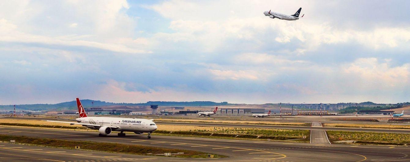 У новому аеропорту Стамбула було встановлено рекорд