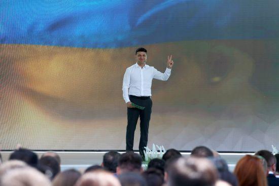Зеленський звільнив керівництво Державного управління справами