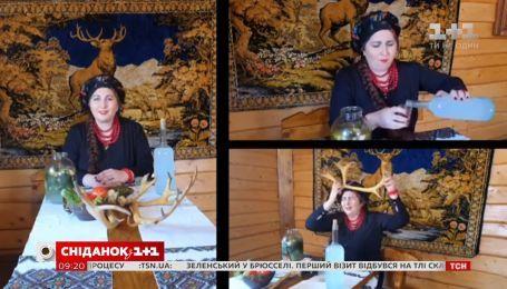 "Епатажна гуцульська співачка Баба Доцька зняла пародію на кліп Джеррі Хейл ""Охрана Отмєна"""