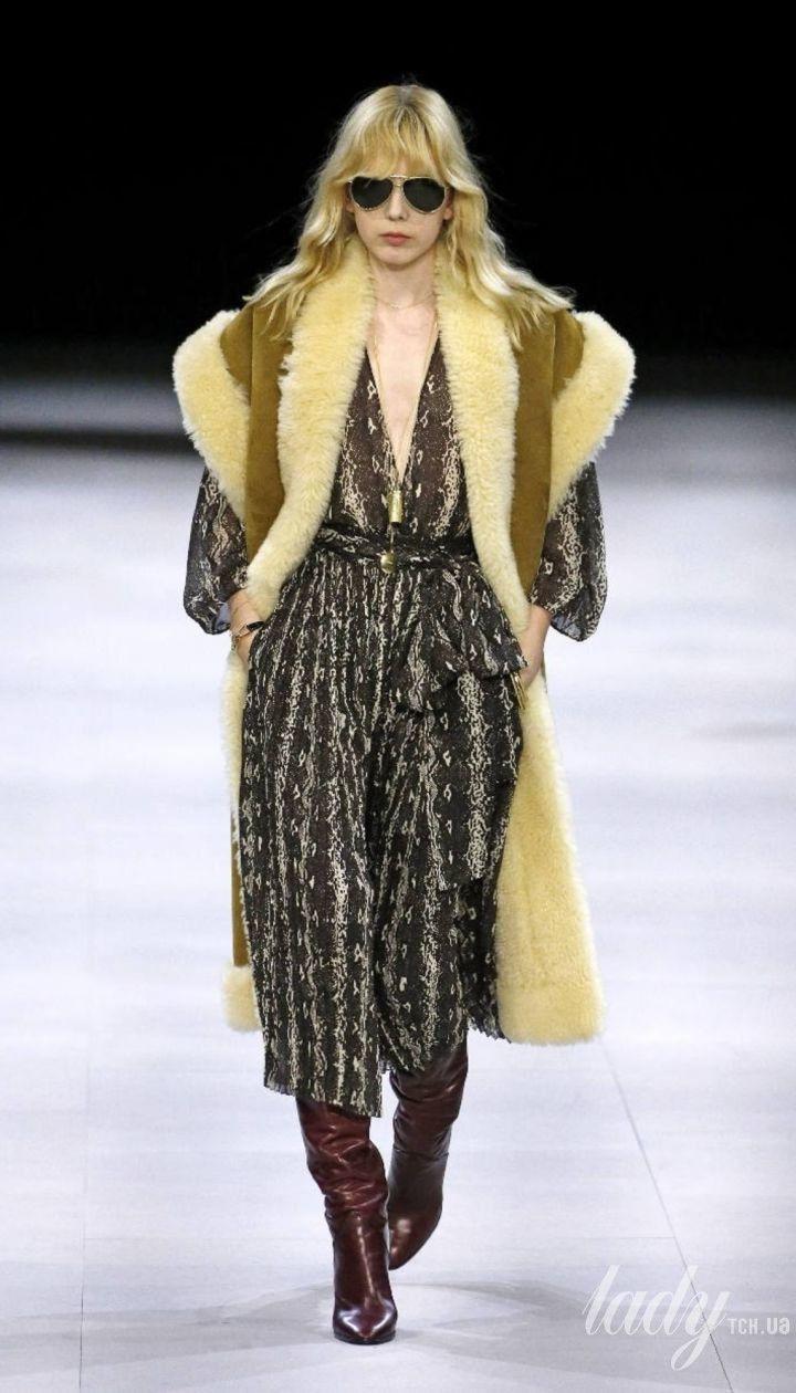 Коллекция Celine прет-а-порте сезона осень-зима 2019-2020 @ East News