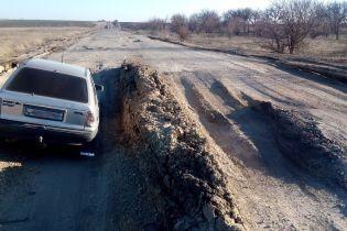 СБУ взялась за подрядчика, который блокировал ремонт худшей трассы Украины