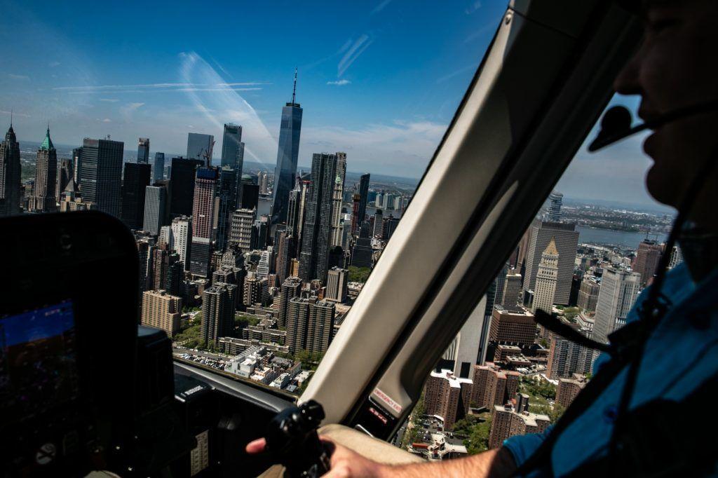 Нью-Йорк  uber