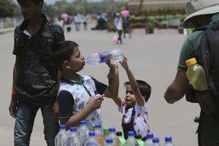 Многомиллионный город в Индии почти неделю живет без воды