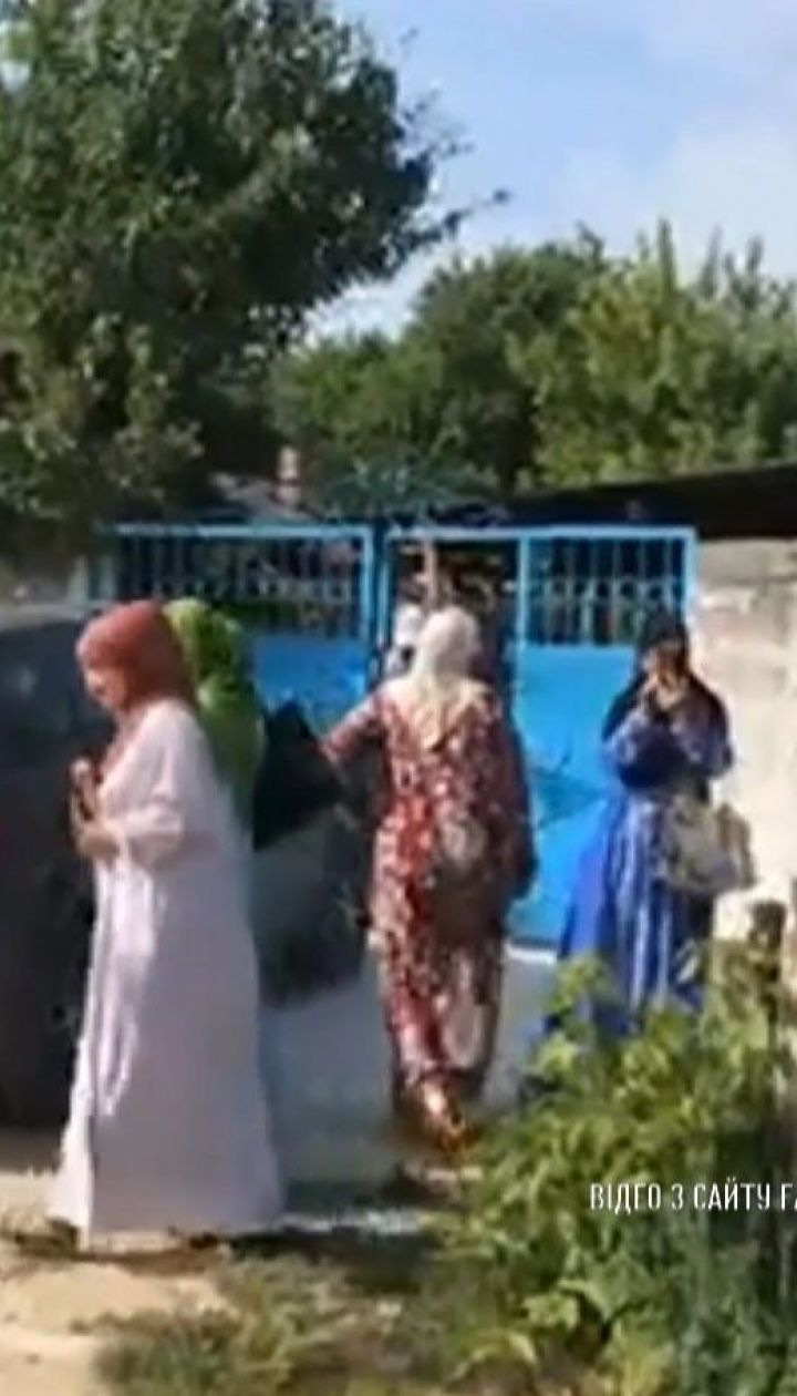 У беременной женщины начались преждевременные роды из-за внезапных обысков оккупантов в Крыму