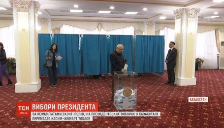 Более 70% голосов за ставленника Назарбаева и сотни задержанных в Казахстане