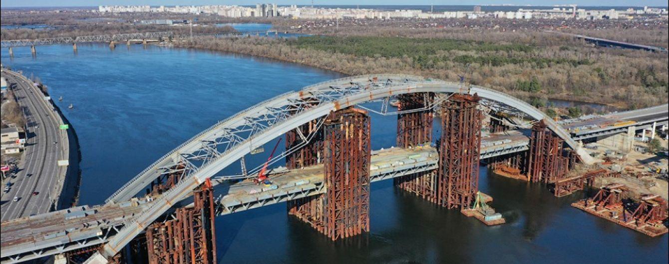 У міськраді Києва розповіли про роботи на Шулявському та Подільському мостах