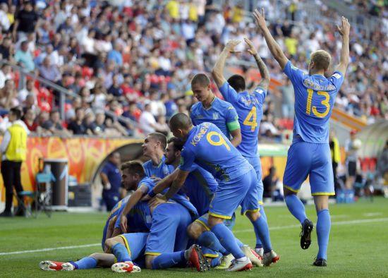 Букмекери вважають збірну України фаворитом у фіналі Чемпіонату світу-2019