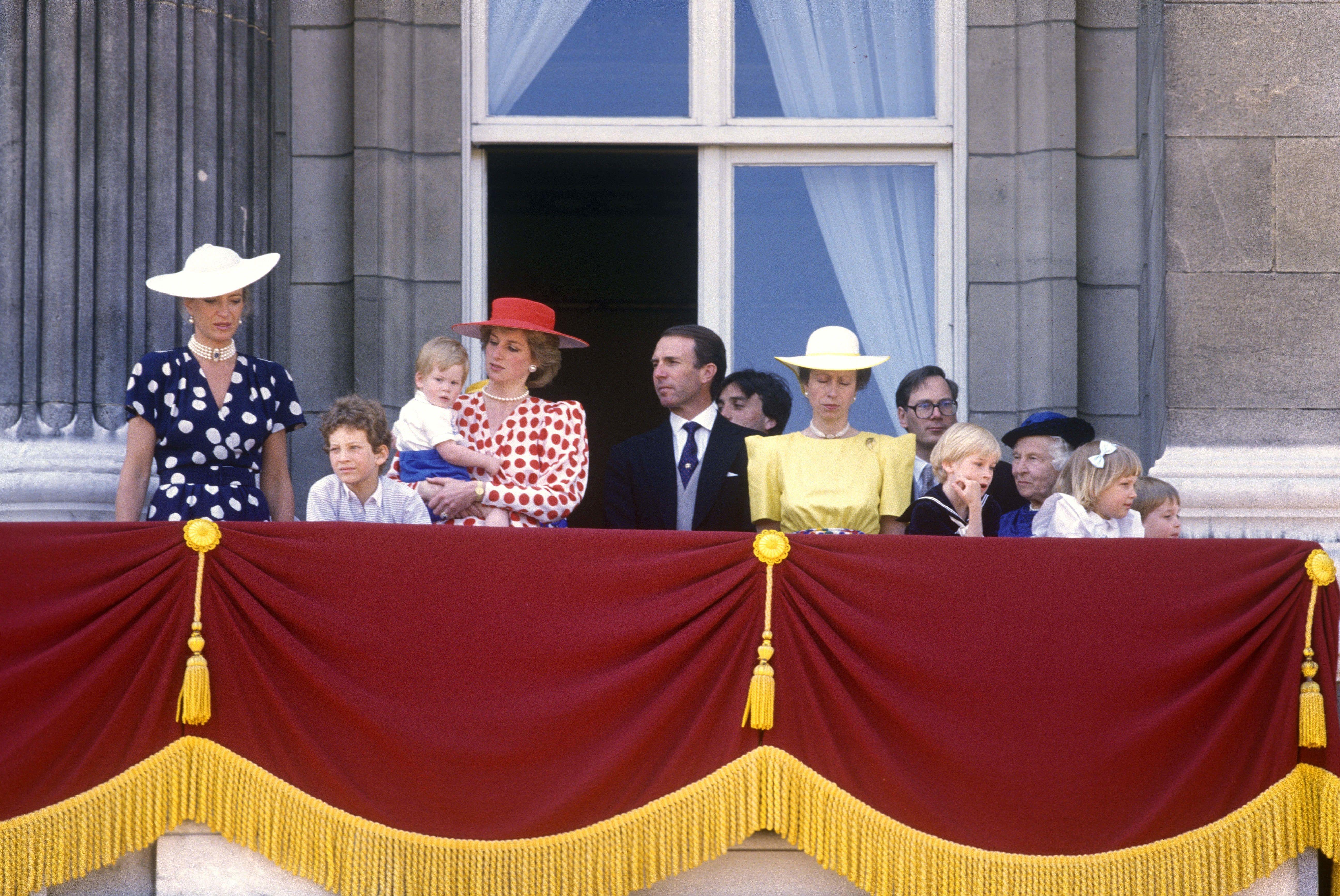 Принц Гаррі, 1985 рік