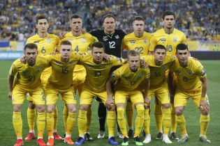 Сборная Украины объявила состав на игру с Люксембургом