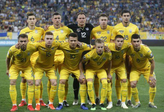 Збірна України оголосила склад на гру з Люксембургом