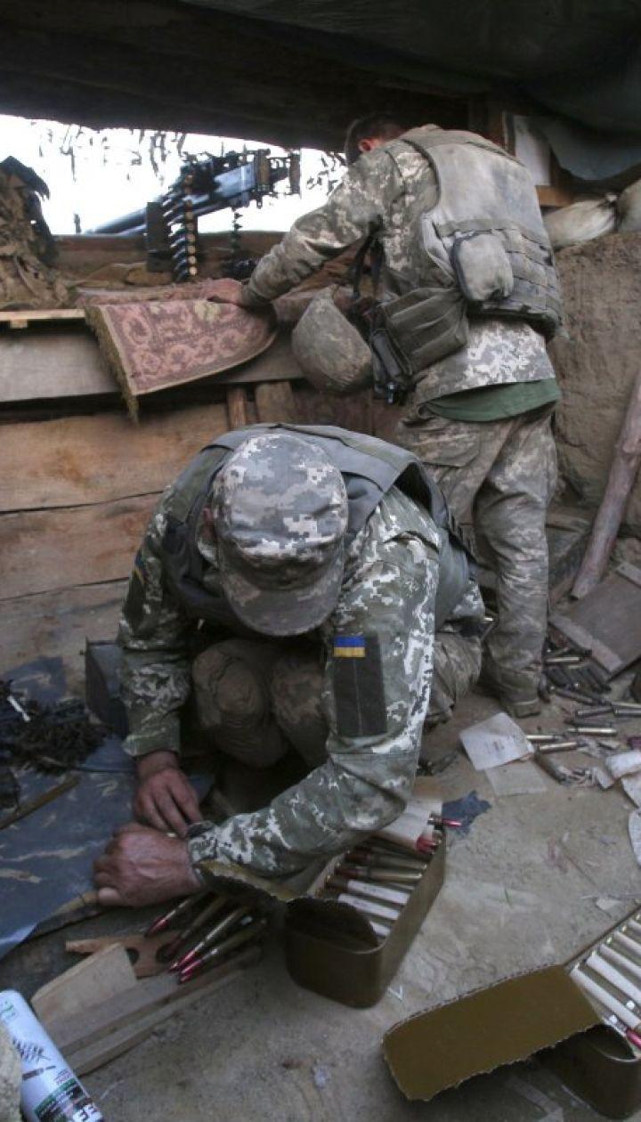 Бойовики продовжують гатити із важкої зброї, минулося без жертв. Ситуація на Донбасі