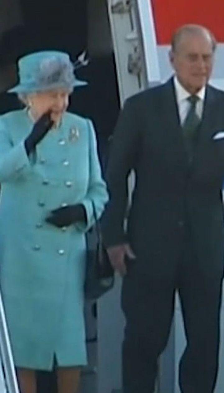 Мужу Елизаветы II принцу Филиппу исполнилось 98 лет