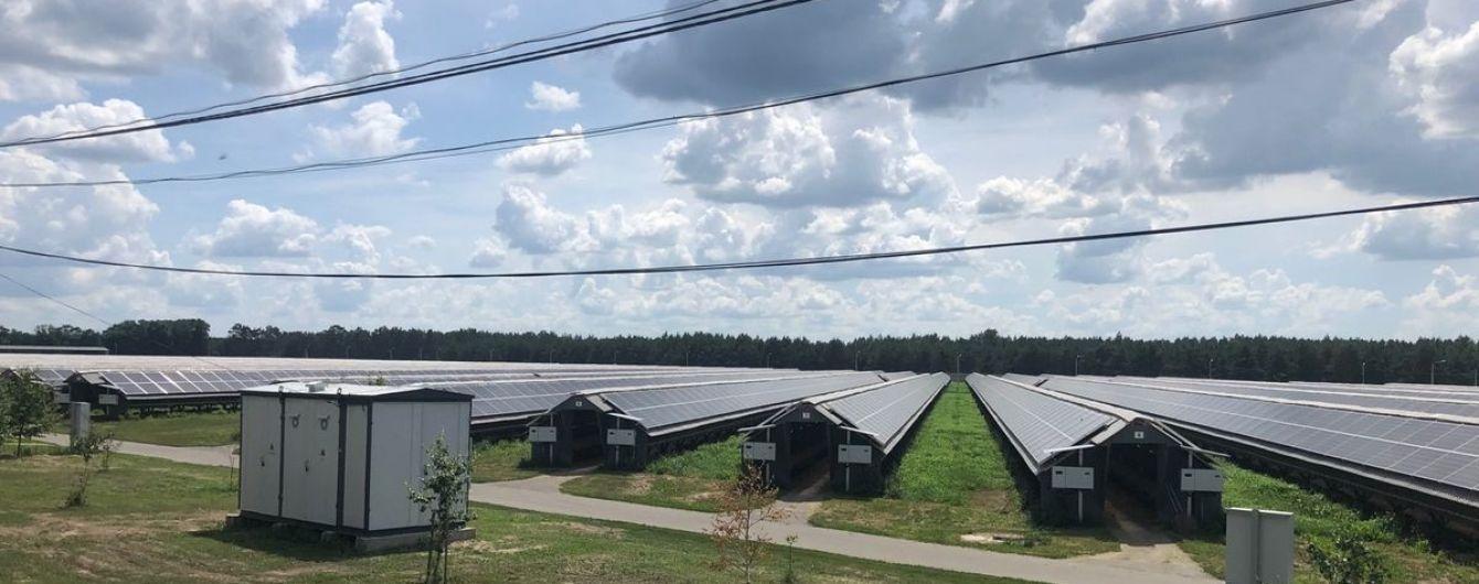 Украинский фермер построил крупнейшую в стране кровельную солнечную электростанцию