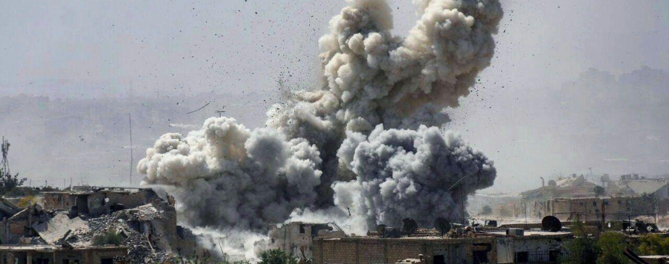 Російські літаки бомблять цивільні лікарні у Сирії - NYT