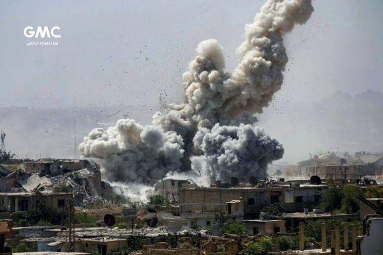 Війська Асада та Росії за день вбили 25 мирних мешканців у Сирії – правозахисники