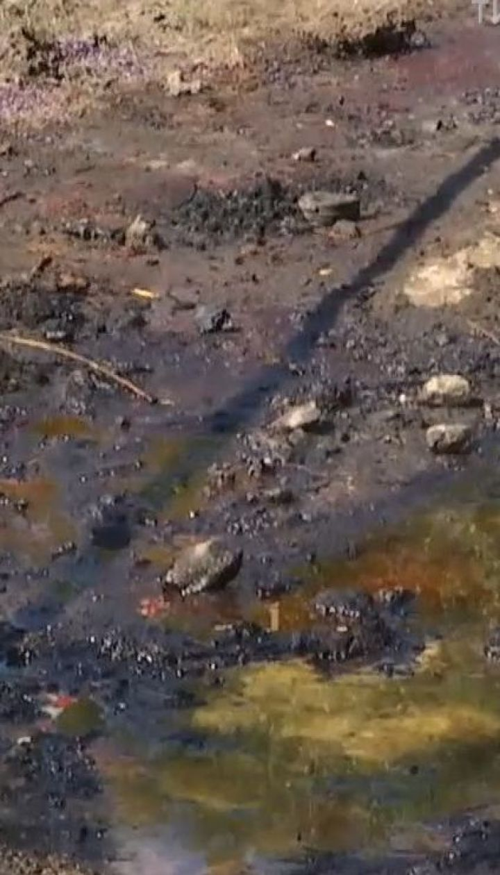 ДСНС дозволила використовувати воду із річки Рось, до якої потрапили хімікати