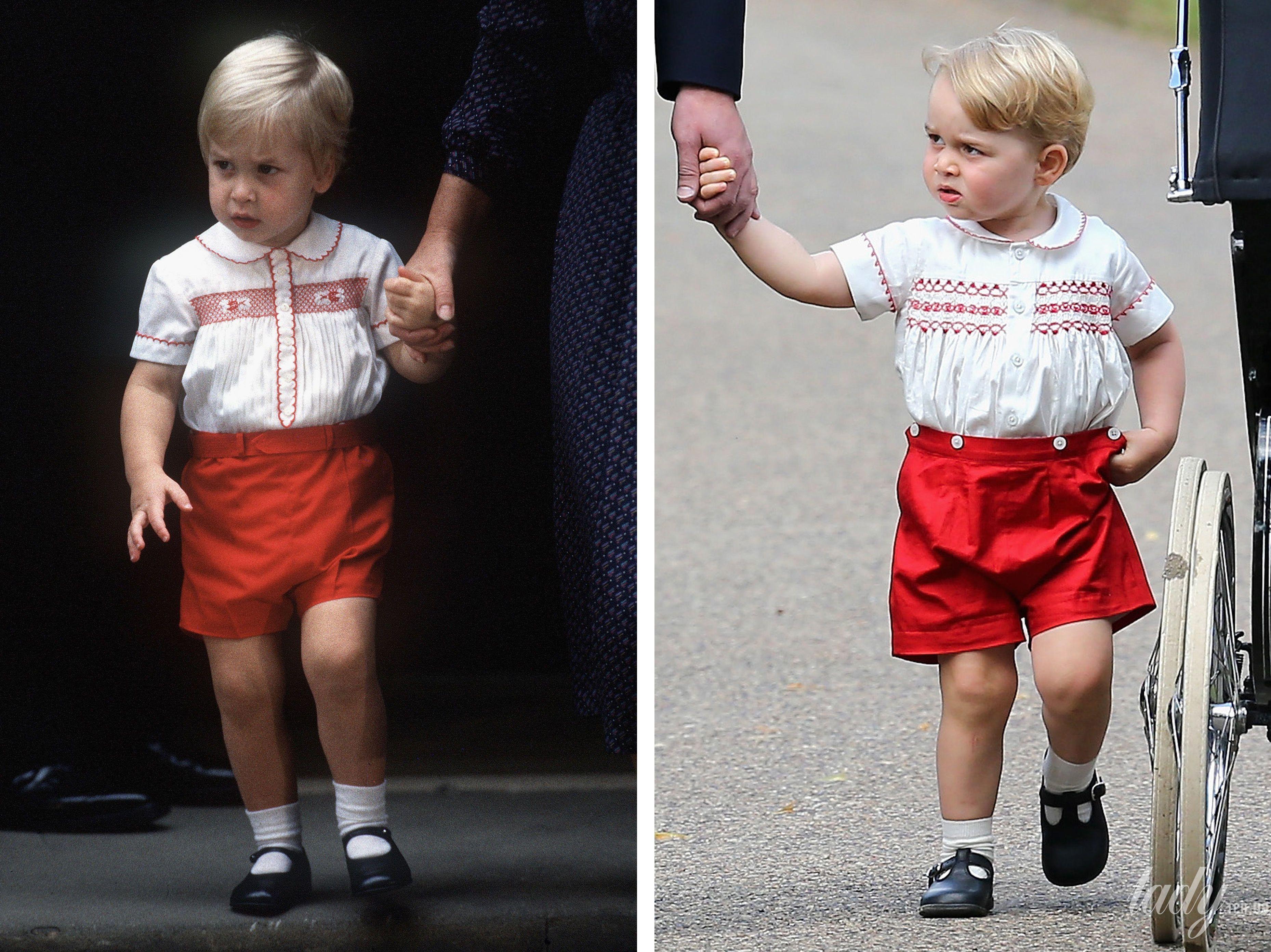 Принц Уильям и его сыновья_2