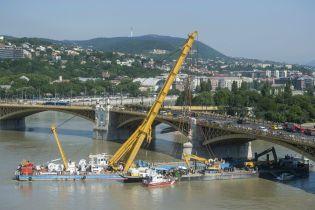 Гибель 28 человек на Дунае: в Будапеште повторно задержали украинского капитана