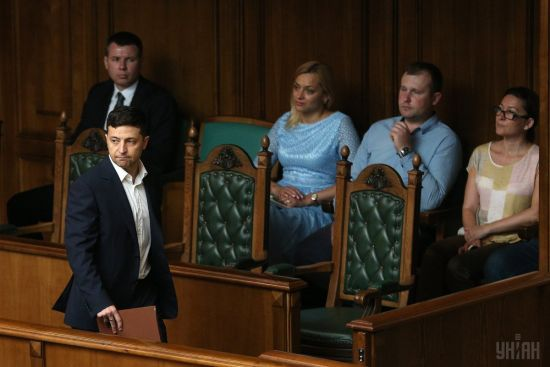 КСУ визнав законним розпуск Ради Зеленським - ЗМІ