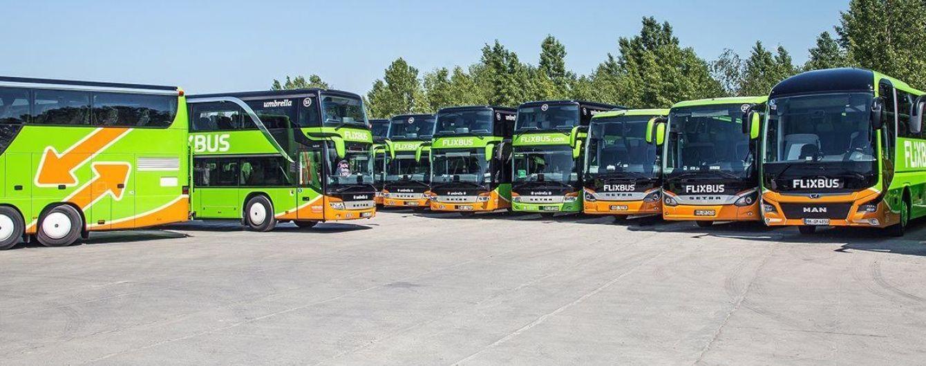 Автобусный лоукостер FlixBus запускает новые рейсы из Киева в Варшаву, Прагу и Вроцлав