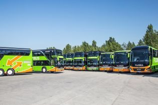 Автобусная компания Flixbus запустит рейсы из Одессы в Чехию