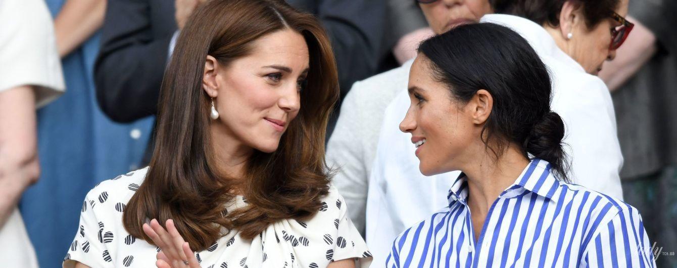 Чье кольцо красивее: битва украшений герцогинь Кембриджской и Сассекской