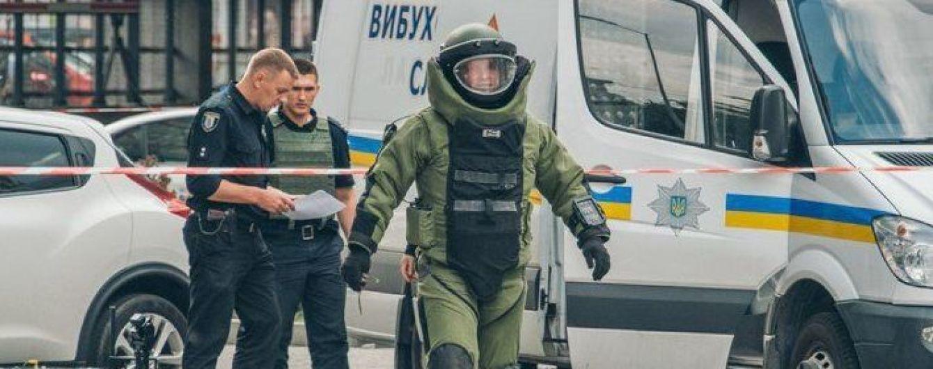 """За сутки в Украине """"заминировали"""" 337 объектов в 12 городах"""