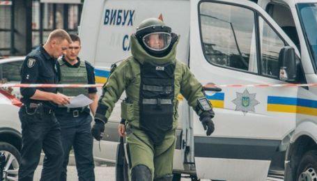 В Киеве из-за сообщения о массовом минировании проверяют больницы, аптеки и другие объекты