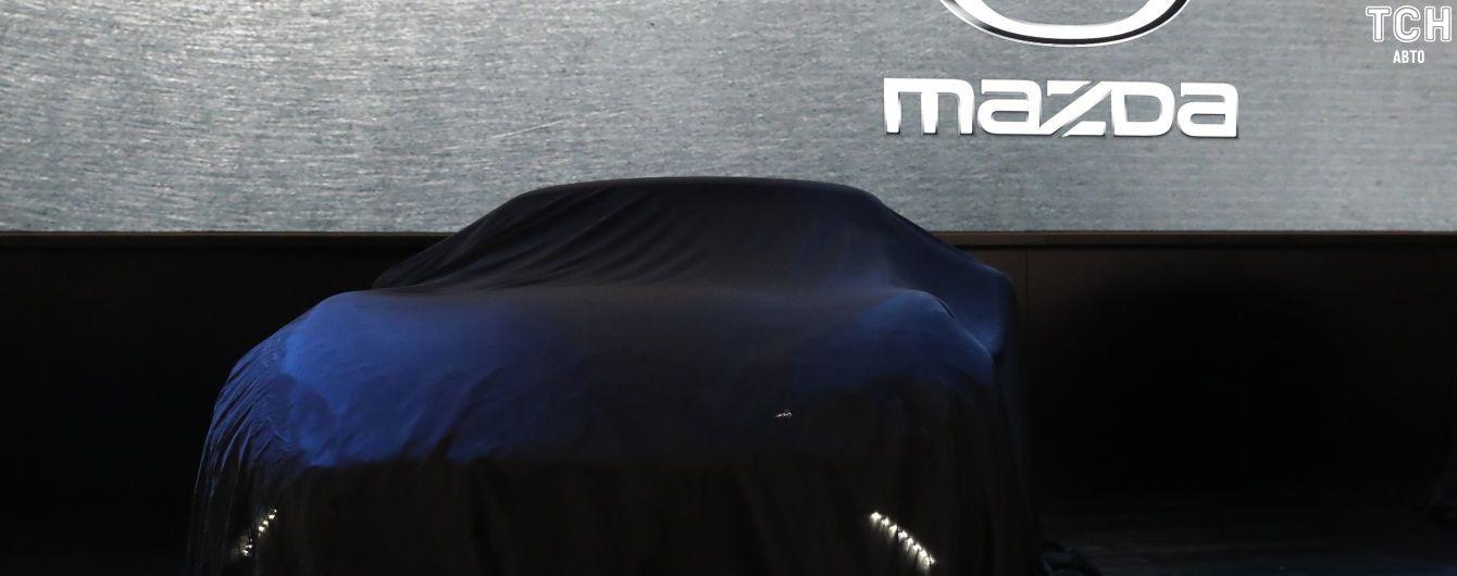 В Mazda готовятся выпустить первый электрокар