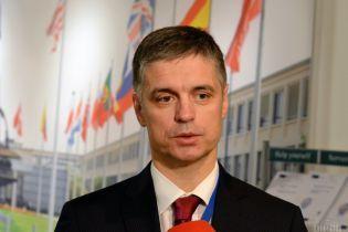 Пристайко заявив, що Україна не підтримує повну амністію для бойовиків на Донбасі