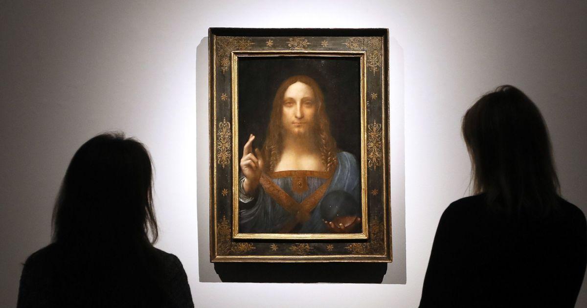 Зниклу безвісти картину да Вінчі знайшли на яхті принца Саудівської Аравії