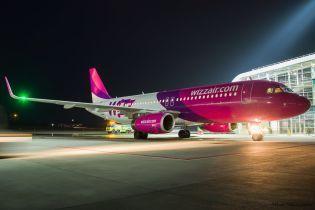 Wizz Air анонсував затримки рейсів цими вихідними