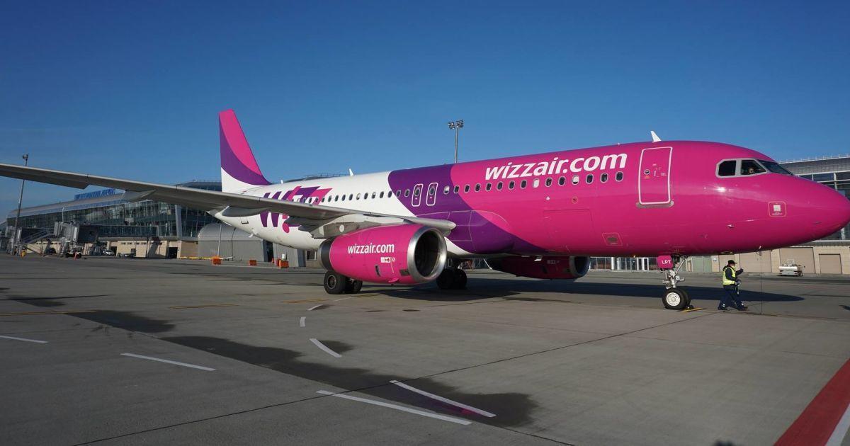 В аэропорту Львова авиакомпания Wizz Air вводит десять дополнительных