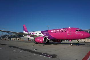Wizz Air збільшує кількість рейсів до міст ЄС зі Львова