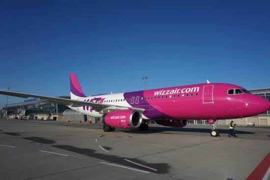 Wizz Air запускає нові рейси з Одеси та Львова
