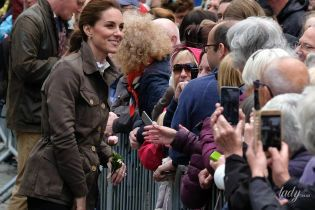 Скромно, але стильно: герцогиня Кембриджська в новому образі відвідала Камбрію