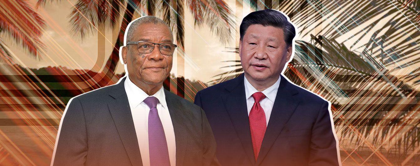 Нова африканська жертва апетитів Китаю