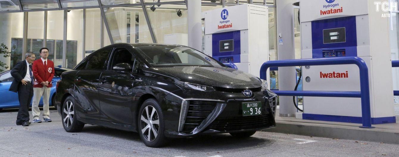 Toyota и Hyundai остановили продажи водородных авто в Норвегии