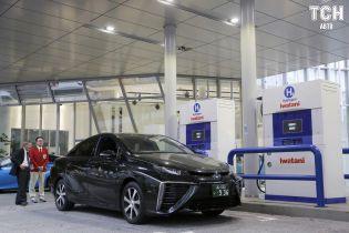 Toyota возьмется за агрессивный выпуск водородных авто