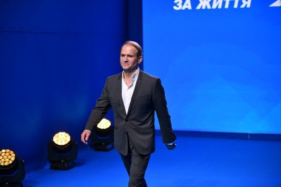 Рабинович розповів, чи буде Медведчук висуватися в керівництво Ради